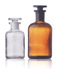 Butelki na odczynniki ze szlifem