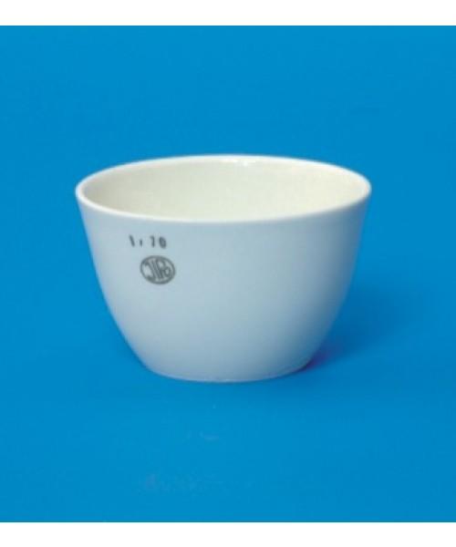 Tygle porcelanowe niskie