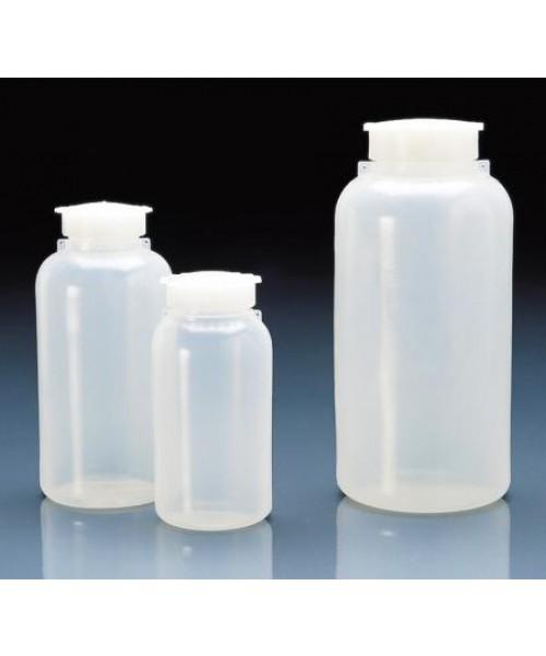 Butelki z LDPE z szeroką szyjką z możliwością założenia plomby