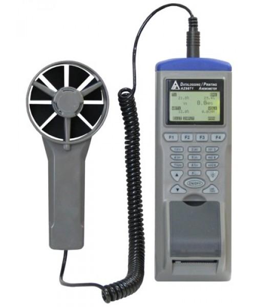 Anemometr - termohigrometr AZ9871