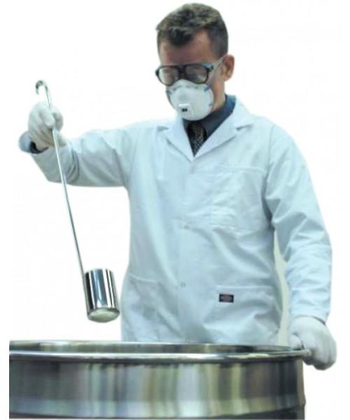 Próbniki czerpakowe ze stali
