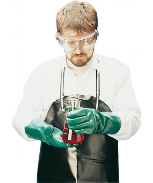 Fartuch kwaso- i ługoodporny PCV