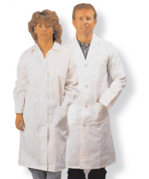 Fartuchy laboratoryjne bawełniane