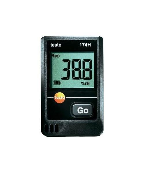 Rejestrator temperatury i wilgotności Testo 174-H