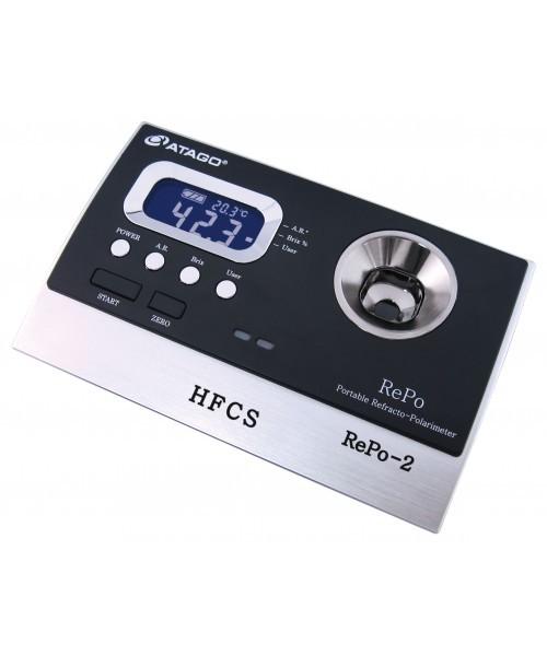 Refrakto-Polarymetr RePo-2 Fruktoza w HFCS