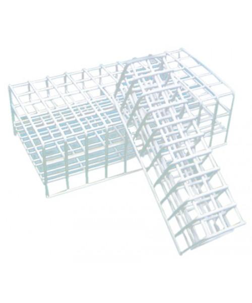 Statywy z drutu ze stali pokrytej PE lub ze stali lakierowanej