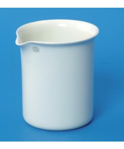 Zlewki porcelanowe niskie
