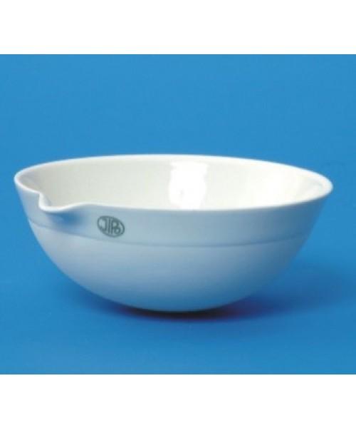 Parownice porcelanowe okrągłodenne, głębokie
