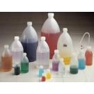 Butelki stożkowe z LDPE