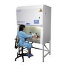 Komory biohazard Cruma Bio II klasy bezpieczeństwa mikrobiologicznego
