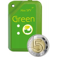 Rejestrator temperatury MINI SPY RF GREEN