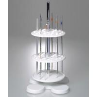 Statywy na pipety szklane lub z tworzywa